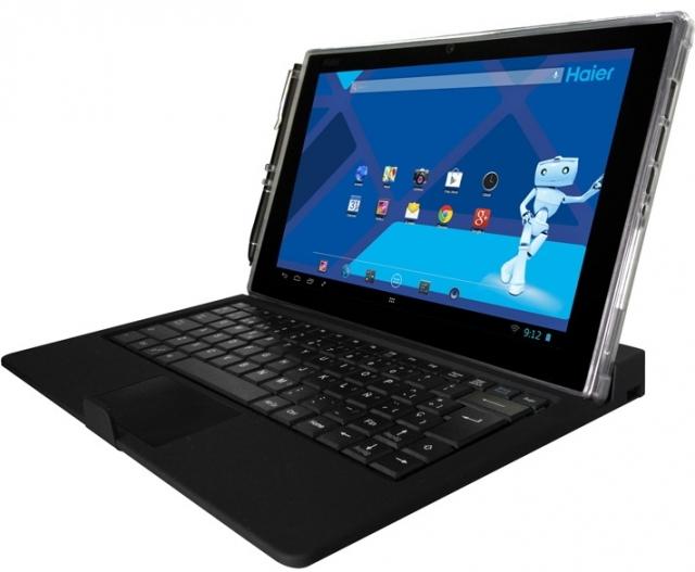 Haier Group представила гибридный Android-планшетник модели HaierPad 103