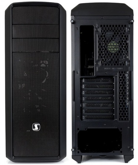 SilentiumPC выпустила компьютерный корпус форм-фактора Mid-Tower модели Gladius M45W Pure Black
