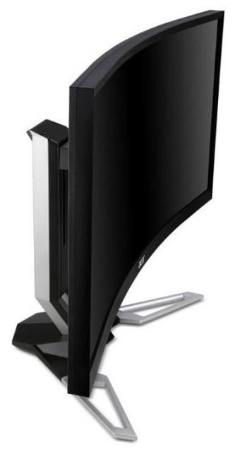 Acer готовит к выпуску изогнутый 35-дюймовый геймерский монитор Predator XZ350CU